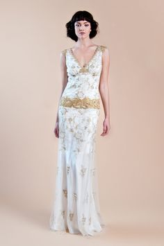 What Daenerys would wear in Qarth, Claire Pettibone