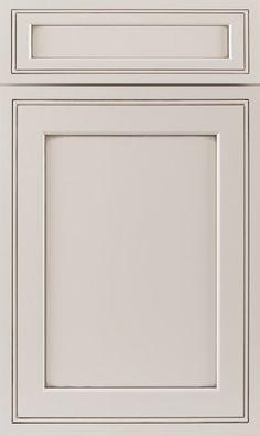 Kitchen Cabinet Door Styles, Kitchen Doors, Painting Kitchen Cabinets, Kitchen And Bath, Diy Kitchen, Kitchen Ideas, Cabinet Refacing, Wall Cabinets, Cheap Kitchen