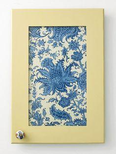 Cabinet fabric
