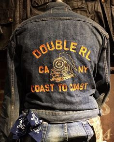 "1,636 Likes, 14 Comments - eric rutherford (@mr.rutherford) on Instagram: ""Double R L-ove #RRL #denim #westcoastloveseastcoast @style_atlarge Weekend. Where??? """