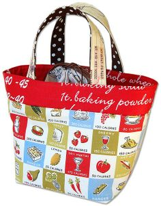 Lunch Bag Tutorial by ayumills, via Flickr