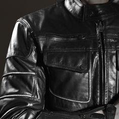 Rebel II - Midnight Black jacket
