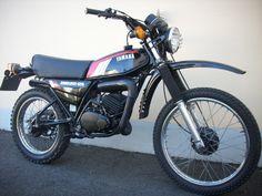 Yamaha DTMX 125 1979