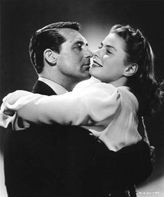 Ingrid Bergman, Gregory Peck in Spellbound