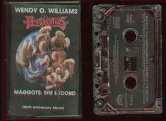 Wendy O. Williams / Plasmatics (2) - Maggots: The Record: buy Cass, Album at Discogs