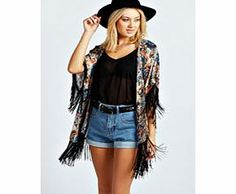 boohoo Amanda Ethnic Print Full Fringe Kimono - multi Outerwear gets oriental with the kitsch kimono . This folk-inspired fashion piece, with arty aztec and edgy ethnic prints, livens up a little black dress and makes day wear directional. Team with a ta http://www.comparestoreprices.co.uk/womens-clothes/boohoo-amanda-ethnic-print-full-fringe-kimono--multi.asp