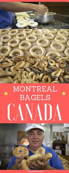 Montreal bagels. Bagel king Joe Morena has devoted his life to capturing Montreal's burgeoning bagel culture.