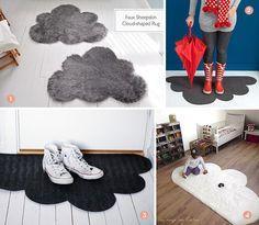 Roundup: 25+ DIY Cloud Decor Projects » Curbly | DIY Design Community