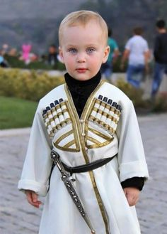 Georgian clothes - Chokha | Georgia (Country) | საქართველო