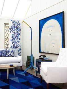 Working: The Blue Den | Sarah Richardson Design