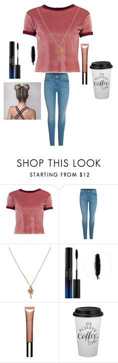 """"""" Title."""" by rabiaheart-13 ❤ liked on Polyvore featuring Boohoo, Mirabelle, Shiseido and Clarins"""