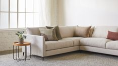 Our custom furniture is made to suit your living space. Pick and choose from the range of chairs, chaise and ottoman frames. Once you've locked in your desired configuration, choose your upholstery from our selection of premium fabrics. The sofa is then made locally in New Zealand. Sofa, Couch, Custom Furniture, Living Spaces, Ottoman, Upholstery, Frames, Fabrics, Chairs