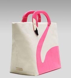 Kate Spade New York Flamingo Tote