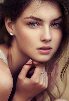 Stunning Brunette