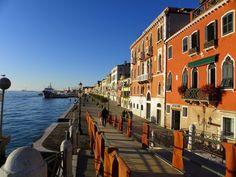 Le Zattere ed il Canale della Giudecca, Venezia