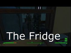 The Fridge - A Fallout 4 Short Film #Fallout4 #gaming #Fallout #Bethesda #games #PS4share #PS4 #FO4