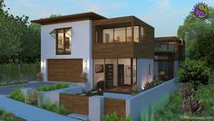 VISION House Los Angeles...it's going to be quite a looker!