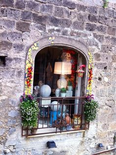 """Funny #ForSale #FriFotos by @pixodentist: """"Window Shopping at Positano, Amalfi."""" """