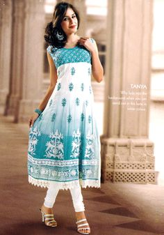 Elegant personality with new SIXMETER Awesome Lighter #Designer #Kurti for lovely lady.