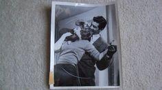 1959 press photo Margaret Hayes Ray Danton date stamped on back Beat Generation | eBay
