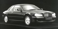 c.1994 BENTLEY JAVA COUPE - one of 18 Java commissions (6 coupes, 6 convertibles and 6 estate cars) for Sultan Hassanal Bolkiah Mu'izzaddin Waddaulah, Sultan & Yang DiI-Perutan of Brunei.