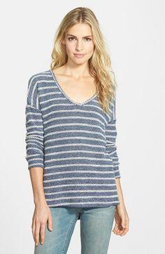 Paige Denim 'Martine' V-Neck Sweater available at #Nordstrom