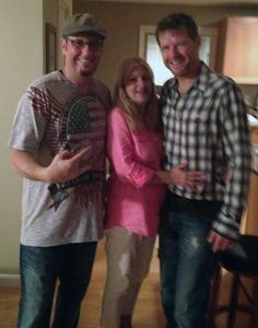 Me, Joe Iaquinto and Kenny Cetera Marshfield, Mass July 2013 Special People, Bands, My Favorite Things, Band, Band Memes