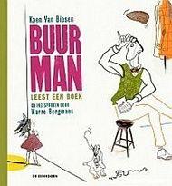 Buurman leest een boek - Koen van Biesen