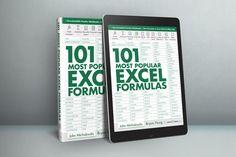 101 Most Popular Excel Formulas E-Book – MyExcelOnline Vba Excel, Statistics Math, Microsoft Excel Formulas, Free Software Download Sites, Excel For Beginners, Hacking Websites, Study Websites, Excel Hacks, How To Motivate Employees
