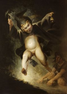 henry fuseli art | The month of June is the time of midsummer centred upon the summer ...