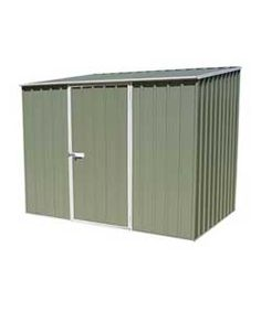 Mercia Absco (Pent) Metal Shed - 7.5 x 5.11ft.