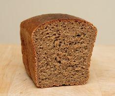 Ржаной хлеб из обойной муки.: crucide