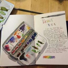 Artist Nora Allsup Gardener - Sketchbook Skool