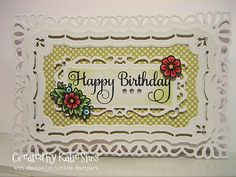 Grand Birthday Wishes by MattsGirl - Cards and Paper Crafts at Splitcoaststampers