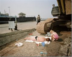 Martin Parr, The Last Resort series.