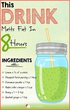 if you ever wanted a weight loss miracle then youve arrived at the right place! We have found a natural fat burning drink that delivers more than its promise. This veritable metabolism accelerating elixir will have you melting the pounds while you quite Weight Loss Drinks, Weight Loss Smoothies, Fast Weight Loss, Lose Weight, Water Weight, Smoothie Detox, Smoothie Recipes, Juice Smoothie, Green Tea Smoothie