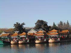 Dragon Boats Kunming Lake (Beijing)