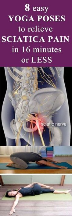 Sciatic yoga