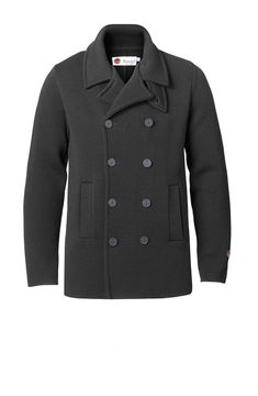 Christian Jacket in Black Looks Great, Menswear, Christian, Blazer, Coat, Casual, Fabric, Sweaters, How To Make