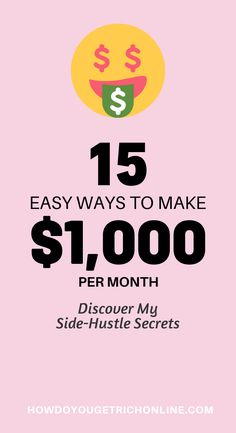 Do you wonder if you can make that money online? How To Get Money, Make Money From Home, Make Money Online, Core Curriculum, Finance Blog, Quitting Your Job, How To Get Rich, Work From Home Jobs, Extra Money