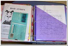 Classroom organization ideas