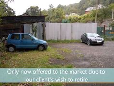 Preferred Commercial is delighted to offer for sale this garage services business, which was established by our client in 1989 and which is only now being placed on the market due to our client's wish to retire.