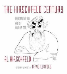 Al Hirschfeld redefined caricature and exemplified Broadway and Hollywood, enchanting generations with his mastery of line. His art appeared in every major publication during nine decades of the twentieth and twenty-first centuries $15.83