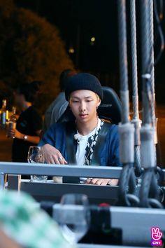 Behind the scene Seokjin, Kim Namjoon, Jimin, Jung Hoseok, Rapper, Bts Bon Voyage, Rap Lines, Kpop, About Bts