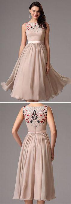 eDressit Robe de Cocktail Broderie Florale Sans Manches  #edressit #robe #nouveauté #soirée #bijoux #dentelle #broderie #printemps #remise #solde #femme #mode #branché #sexy #élégant #cadeau #rendez-vous #formel