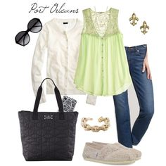 Disney Trip Outfit 9 by jencirino on Polyvore