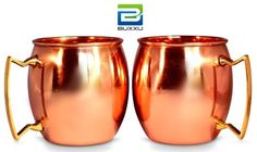 #MoscowMule mugs are a barware must-have! Get them here: http://www.amazon.com/Cocktail-Buxxu-Reimagined-Distinguished-Brilliant/dp/B00NYBQ1JQ