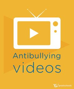 Some of our favorite antibullying videos done by kids. #bullying                                                                                                                                                                                 More