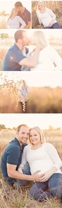 Outdoor Maternity Session  Photography - Chelsi from J. Layne Photography