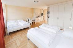 Amc Apartments Ku Damm, Berlin, חדר אקונומי (Studio Apartment), חדר אורחים
